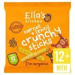 Ella's Kitchen Carrots & Lentils Crunchy Sticks