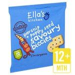 Ella's Kitchen Parsnips & Poppy Seeds Savoury Biccies
