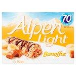 Alpen Light Banoffee Bars