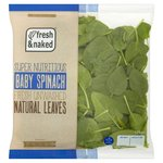 Fresh & Naked Baby Spinach