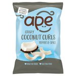 Ape Crispy Coconut Curls Pepper & Spice