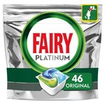 Fairy Platinum All in One Lemon Dishwasher Tabs