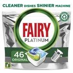 Fairy Platinum All in One Lemon Dishwasher Tabs