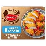 Birds Eye 6 Crispy Chicken Frozen