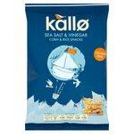 Kallo Salt & Vinegar Mini Corn & Rice Cakes