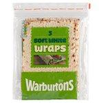 Warburtons White Wraps