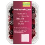 British Summer Fruits Frozen Waitrose