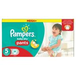 Pampers Baby Dry Pants Size 5 Mega Box Plus