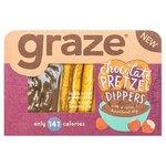 Graze Chocolate Pretzel Dippers