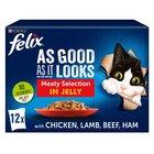 Felix As Good As It Looks Meat Menu