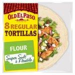 Old El Paso Flour 8 Tortillas