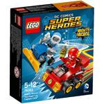 LEGO Super Heroes Mighty Micros The Flash vs. Captain Cold 76063 5+