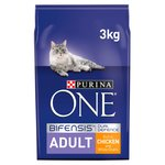 Purina One Adult Cat Chicken & Wholegrains