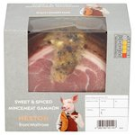 Heston from Waitrose Spruce Smoked Sweet Mince Meat Gammon