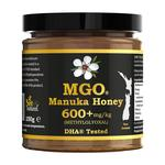 MGO Manuka Honey 600+mg/kg Methylglyoxal