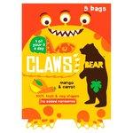 Bear Claws Mango Carrot