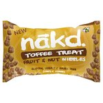 Nakd Toffee Treat Nibbles
