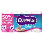 Cushelle Comfort White Toilet Tissue