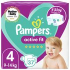 Pampers New Baby Nappies Premium Protection Size 4 Essential Pack 39 per pack