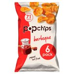 Popchips Barbeque Multipack 17g x