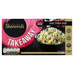 Sharwood's Takeaway Egg Fried Rice Frozen