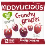 Kiddylicious Crunchy Grape