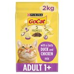 Go-Cat Complete Adult Cat with Chicken & Duck