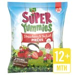 Super Yummies Strawberry & Yoghurt Pieces