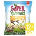 Super Yummies Banana & Yoghurt Pieces