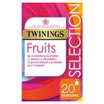 Twinings Fruit Selection Pack