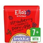 Ella's Kitchen Strawberry & Raspberry Porridge
