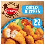 Birds Eye 24 Crispy Chicken Dippers Frozen