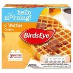 Birds Eye 8 Breakfast Waffles Frozen