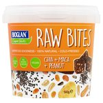 Bioglan Superfoods Raw Bites Chia + Maca + Peanut
