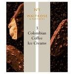 Waitrose Colombian Coffee Ice Cream Sticks