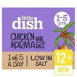 Little Dish 1 Year+Mild Chicken Curry