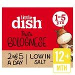 Little Dish Alphabet Pasta Bolognese
