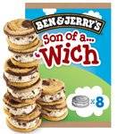 Ben & Jerry's Son of a Wich
