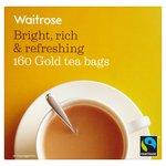 Waitrose Gold Teabags