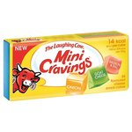 The Laughing Cow Mini Cravings Yellow