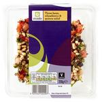 Ocado Three Bean, Wheatberry & Quinoa Salad