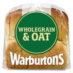 Warburtons Premium Wholegrain & Oat
