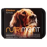 Nutriment Chicken Formula Raw Dog Food