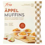 Fria Apple Muffins