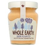Whole Earth Organic Smooth Palm Oil Free Peanut Butter