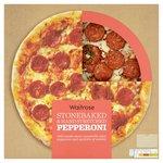 Italian Style Pepperoni Pizzeria Pizza Waitrose