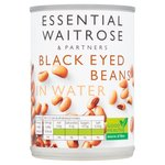 Blackeye Beans In Water essential Waitrose