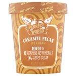 Perfect World Caramel Pecan Dairy Free Ice Cream