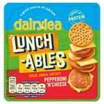Dairylea Lunchables Pepperoni & Cheese