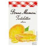 Bonne Maman Lemon Tartlet Trio